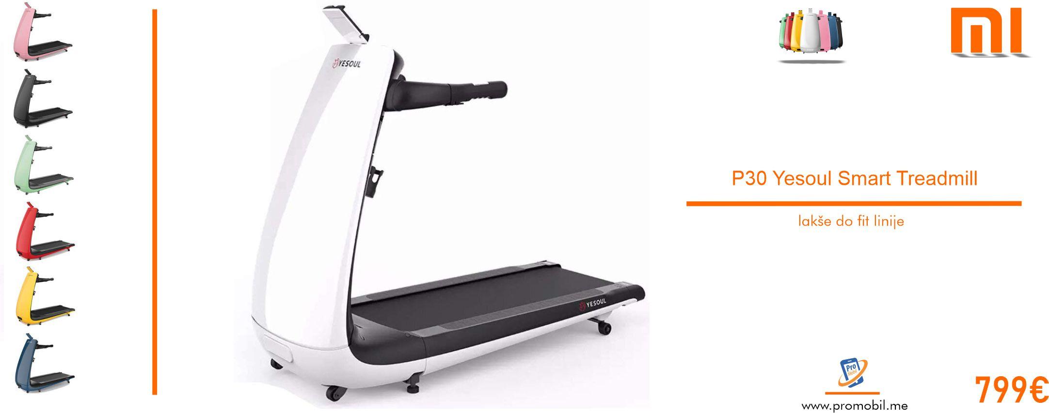 p30 yesoul treadmill