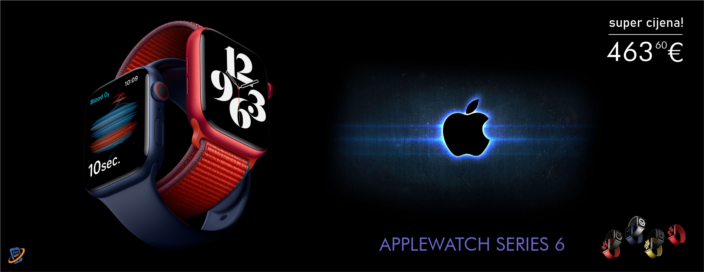 baner applewatch serija 6